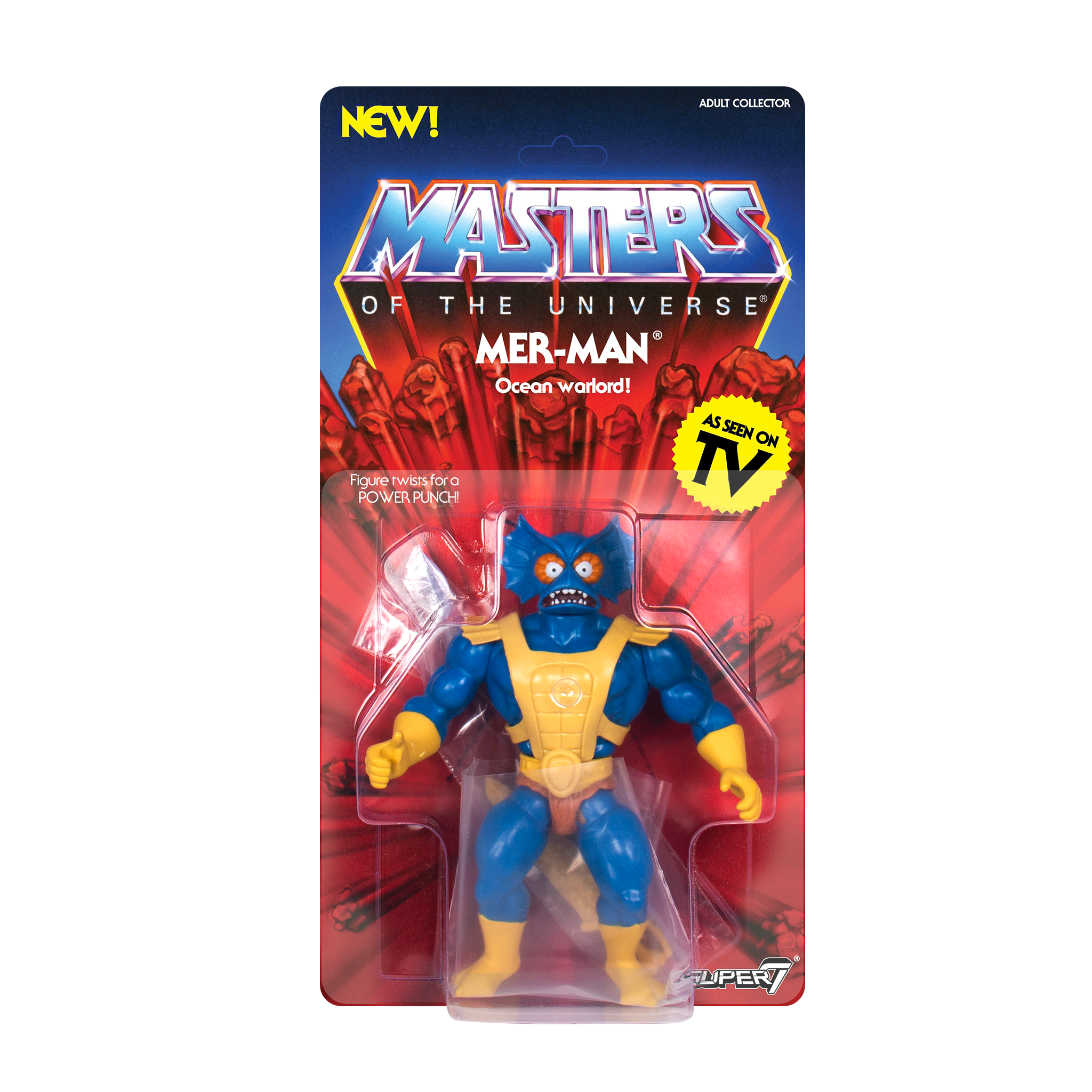 Masters of the Universe (Vintage Collection): MERMAN