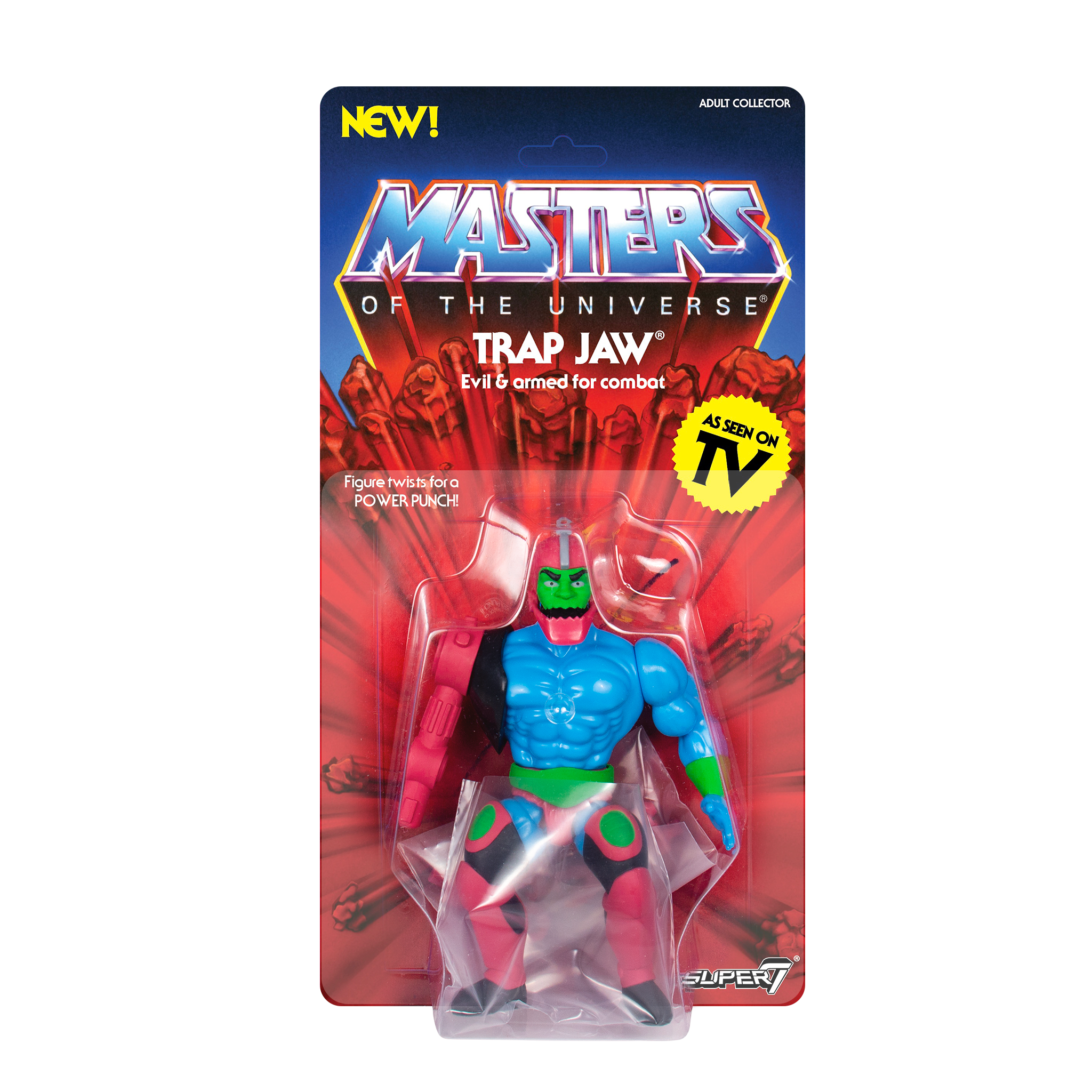Masters of the Universe (Vintage Collection): TRAP JAW