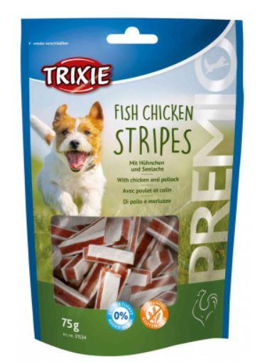 PREMIO Fish Chicken Stripes