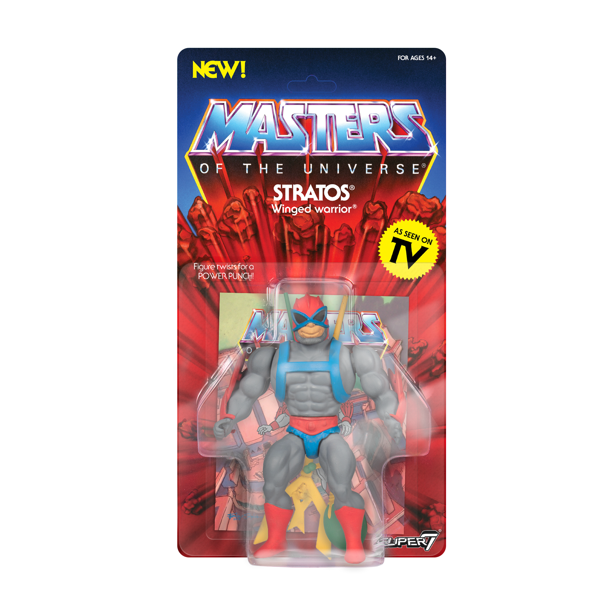 Masters of the Universe (Vintage Collection): STRATOS
