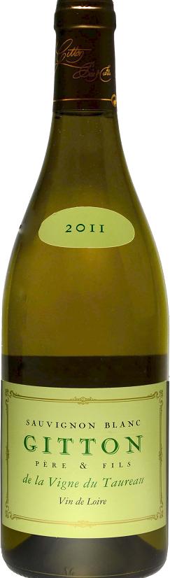 Vigne du Taureau Blanc 2017 - Gitton