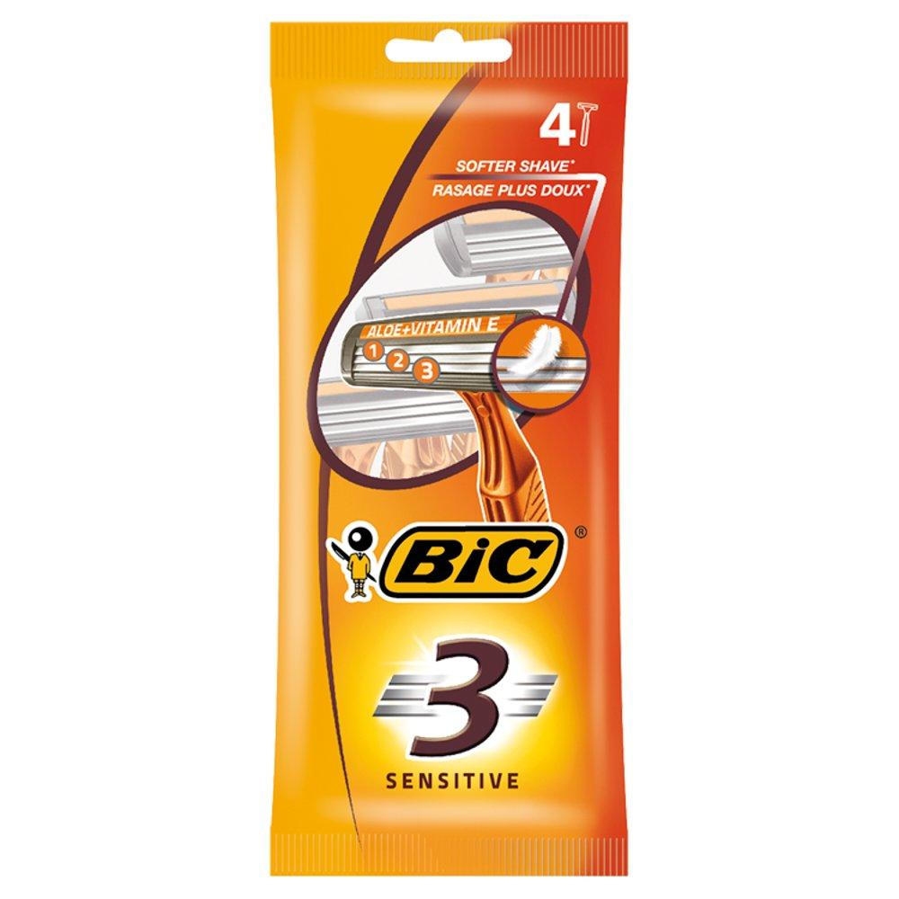 BIC 3 Sensitive Rasoio