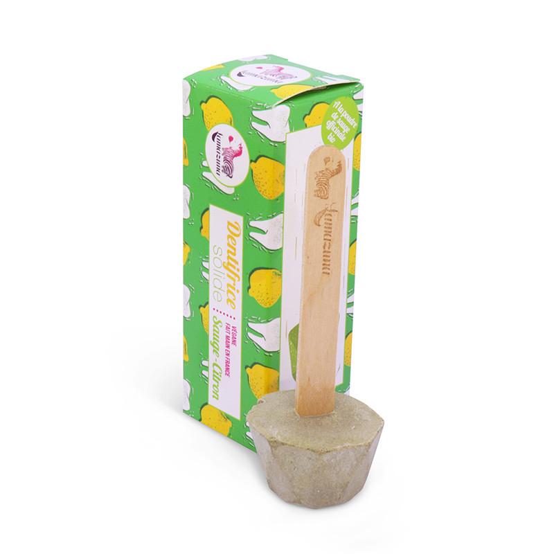 Dentifricio Solido Salvia Limone