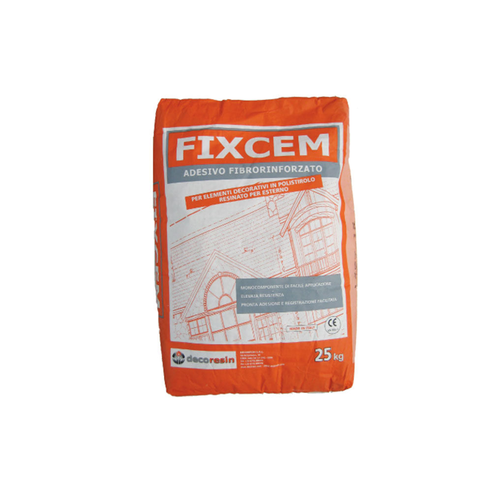 FIXCEM Colle 25 Kg