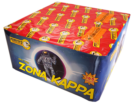 100 SHOTS - ZONA KAPPA - TUTTI SPACCHI CRAKER - DRITTO