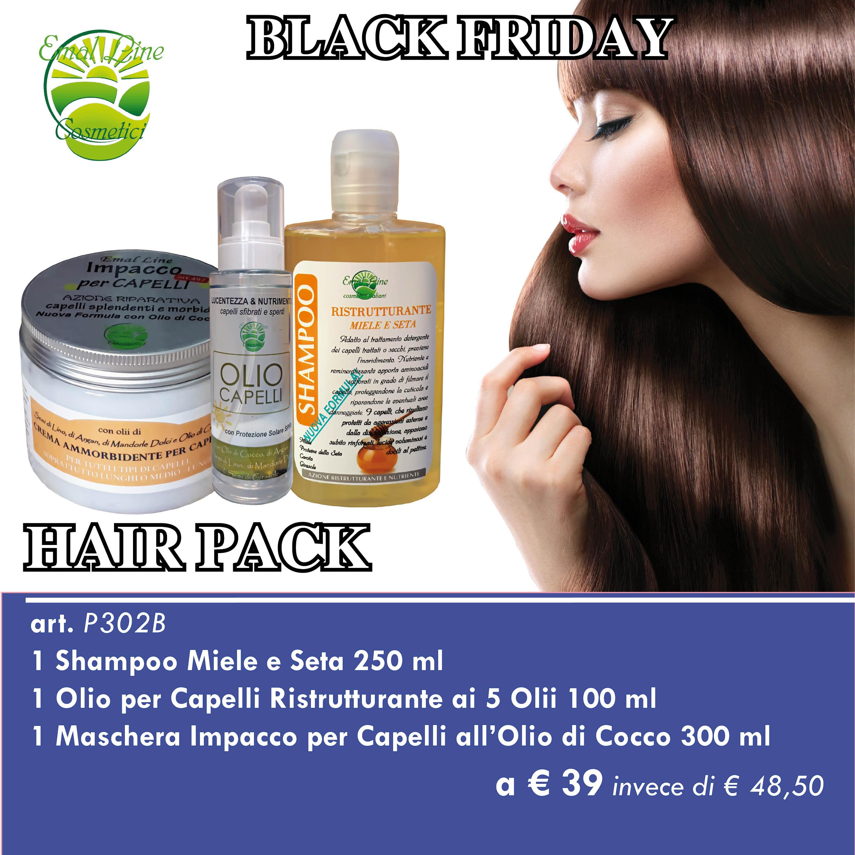 HAIR Pack 3 Prodotti