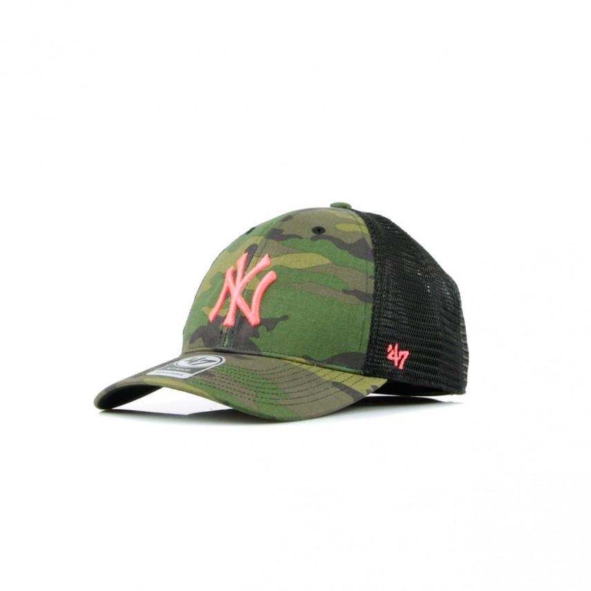 Cappello 47 MVP New York Yankees Visiera Camo