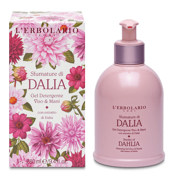 Sfumature di Dalia Gel detergente viso e mani 280 ml
