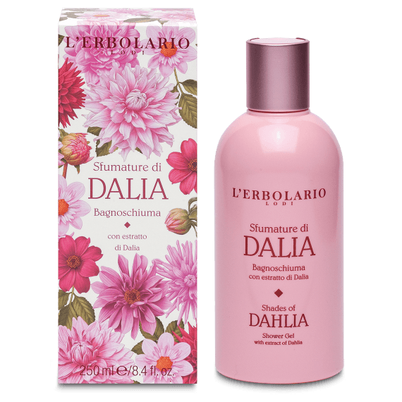 Sfumature di Dalia Bagnoschiuma 250 ml
