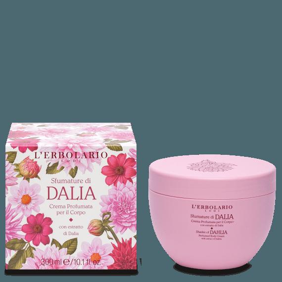 Sfumature di Dalia Crema profumata Corpo 300 ml