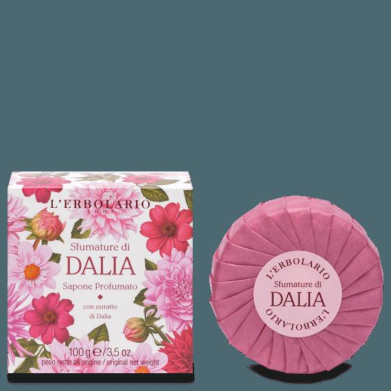 Sfumature di Dalia Sapone Profumato 100 g