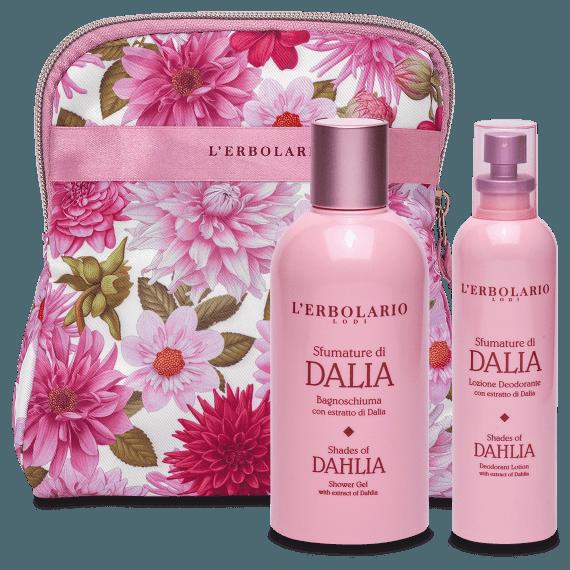 Beauty-Set Corolla Sfumature di Dalia L'Erbolario Novità 2019