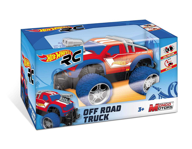 AUTO R/C OFF ROAD TRUCK 63588 MONDO S.P.A.