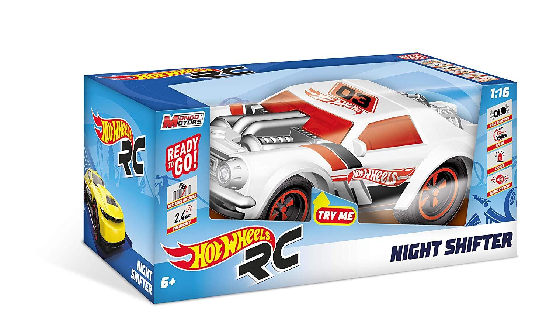 AUTO R/C HW LIGHT AND SOUND SHIFTER 63636 MONDO S.P.A.