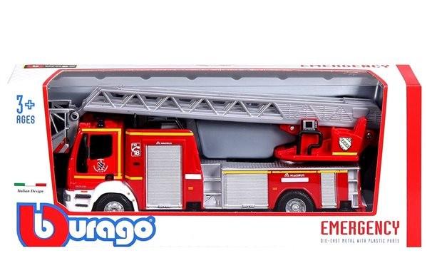 BBURAGO 1:50 EMERGENCY FORCE 90631