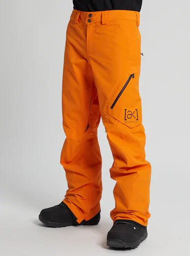 Pantaloni Snowboard Burton Gore-Tex Cyclic Orange