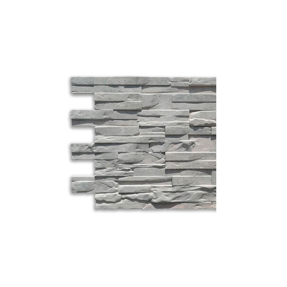 Modern Covered Stone Panel Terra Di Luna Sample