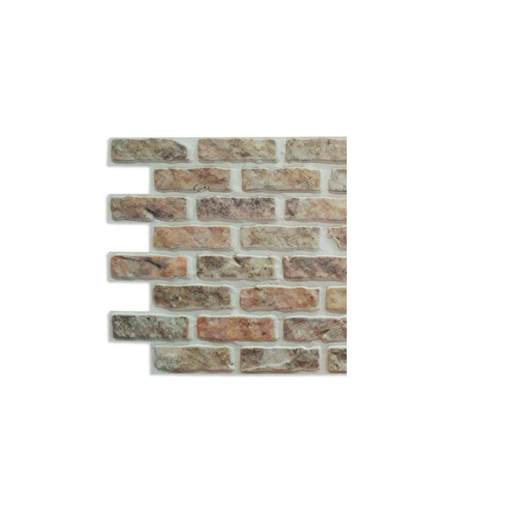 Échantillonpanneau de brique couvert Borgo Antico