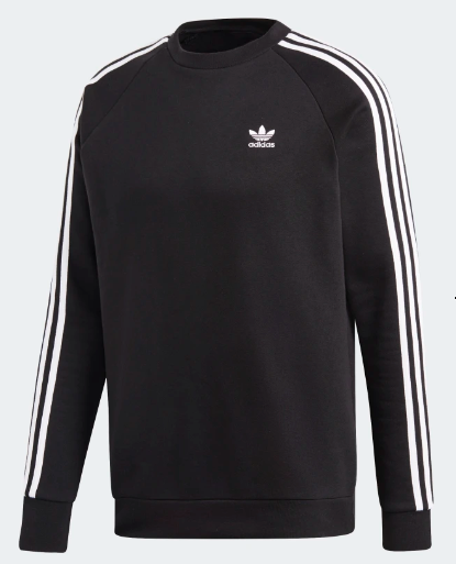 Felpa uomo ADIDAS 3-STRIPES ORIGINALS