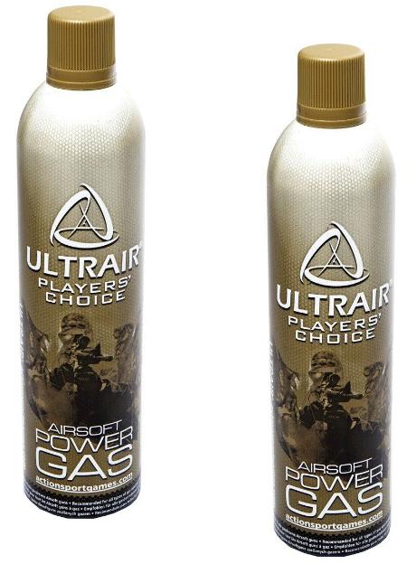 ASG - Gas Ultra leggero SOFT AIR - 570ml