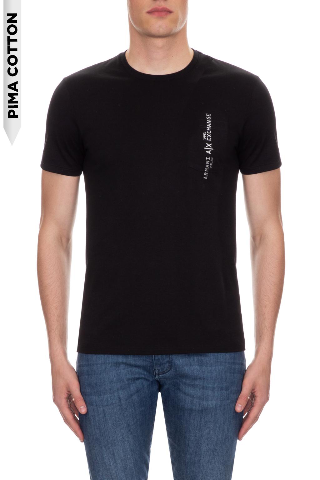 T-shirt basica uomo ARMANI EXCHANGE