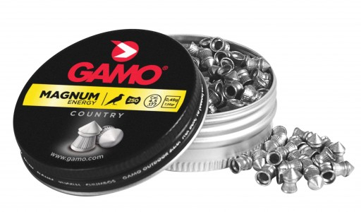 Gamo - Pallini magnum energy cal. 4,5 - confezione 250pz