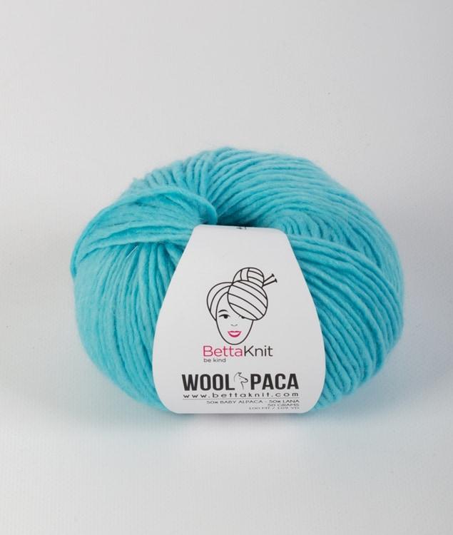 Wool Paca