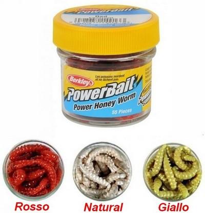 Berkley - Power Bait - Honey Worm