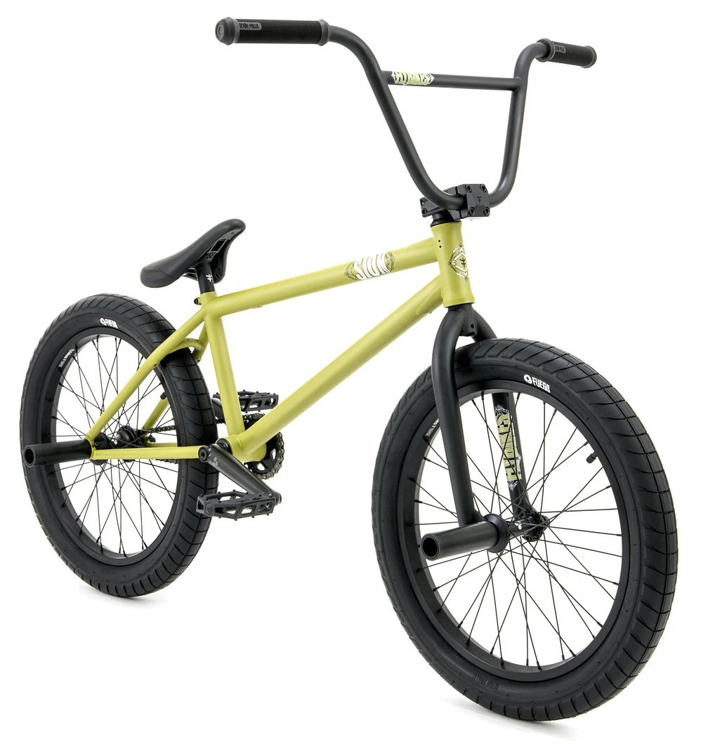 Flybikes Sion 2020 Bmx LHD | Colore Yellow