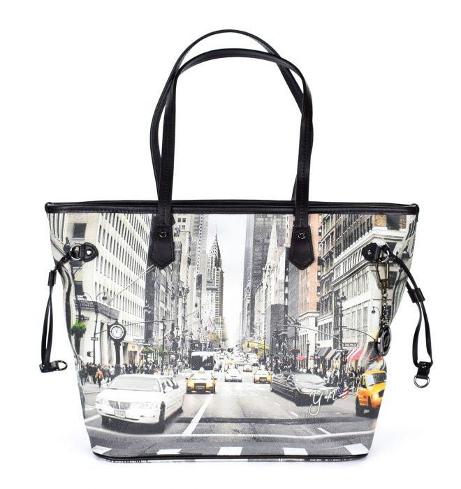 Shopping grande Ynot? Yes Bag 319 New York