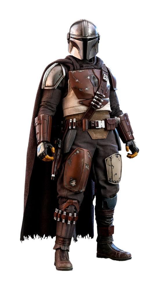 Star Wars The Mandalorian Action Figure 1/6 - The Mandalorian
