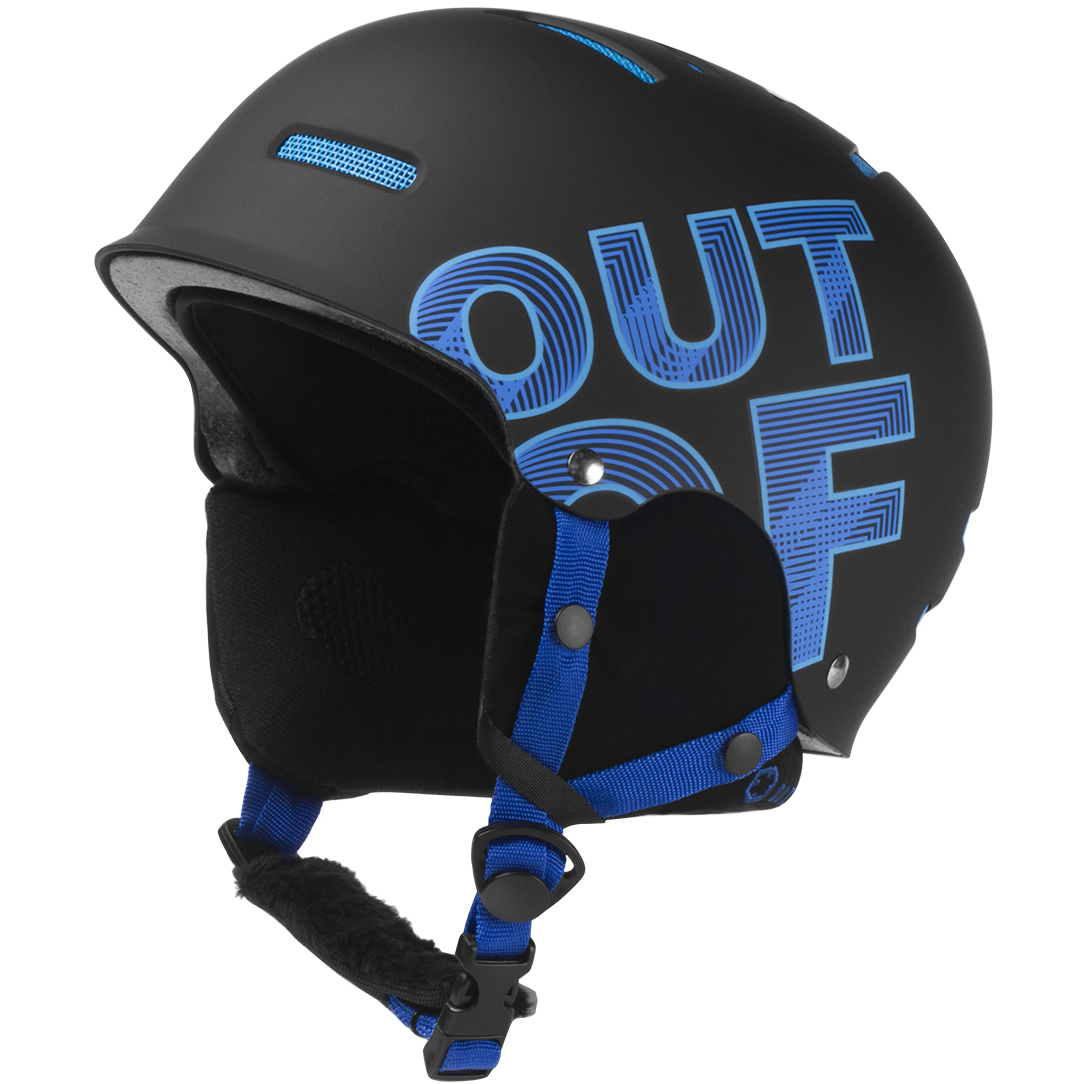Casco Snowboard Out Of Black Blue