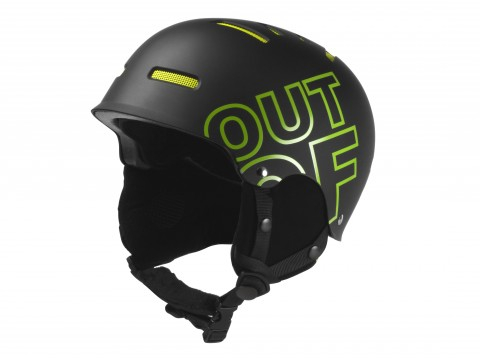 Casco Snowboard Out Of Black Green