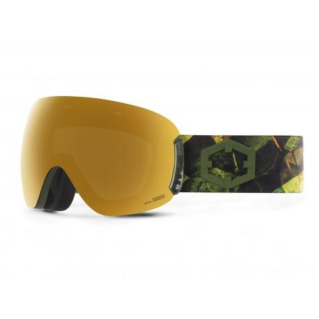 Maschera Snowboard Out Of Open Evergreen