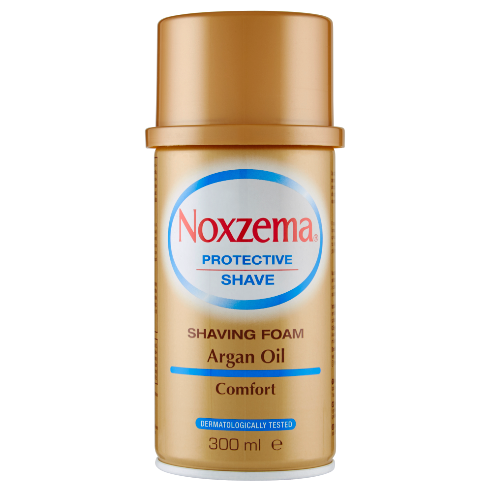 Noxzema Shaving Foam Argan Oil 300ml