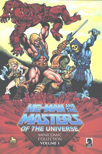 He-Man and the Masters of the Universe: Minicomic Collection Vol.1 in Italiano