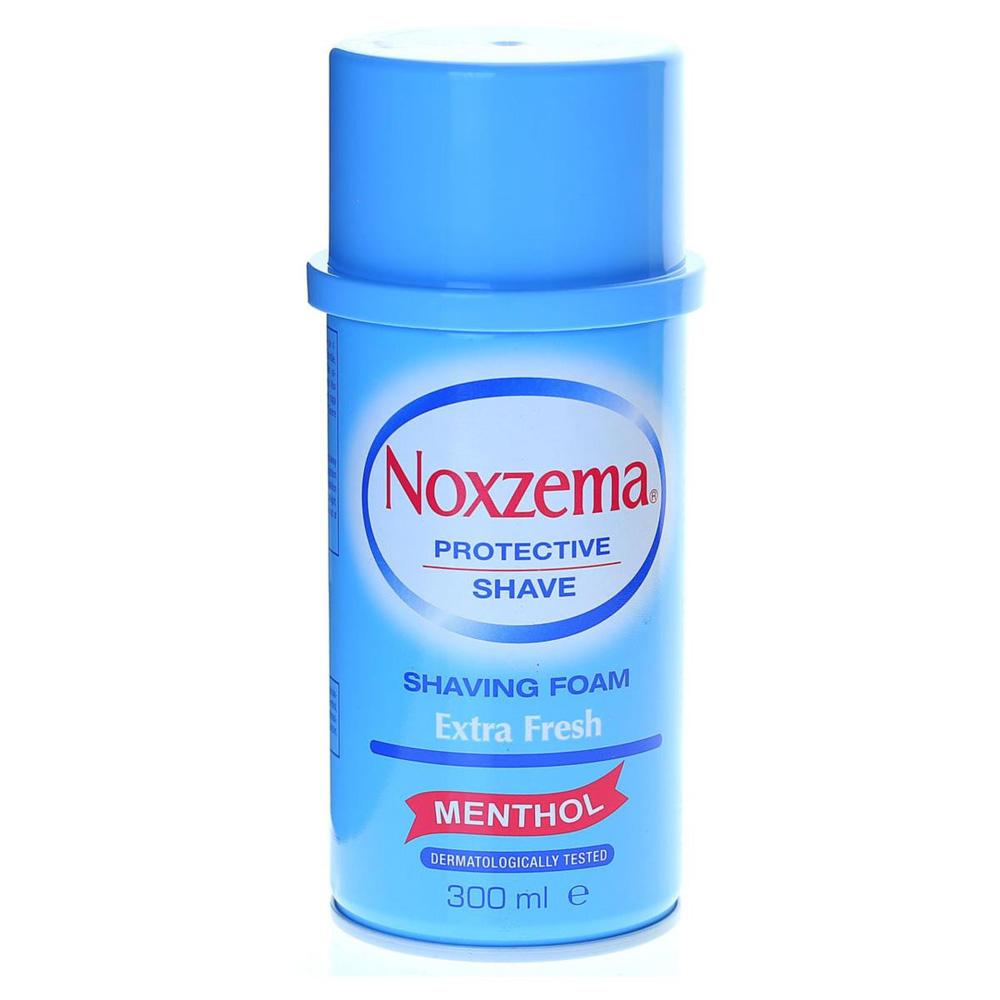 NOXZEMA Extra Fresh Shaving Foam 300ml