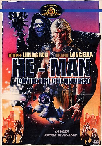 He-Man - I Dominatori Dell'Universo (dvd)