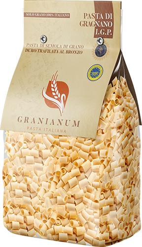 Tubetti Lisci - Pasta di Gragnano IGP _ 500g