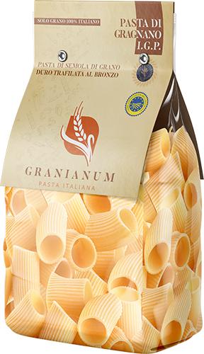 Paccheri Rigati - Pasta di Gragnano IGP _ 500g