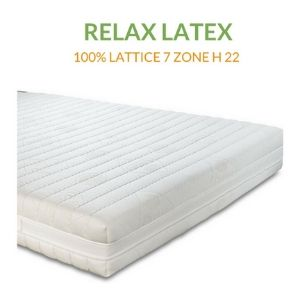 Relax Latex Materasso Rigido