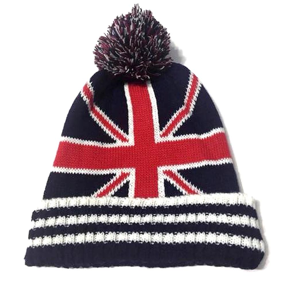 Cappello invernale Flag Beanie - Bandiera britannica