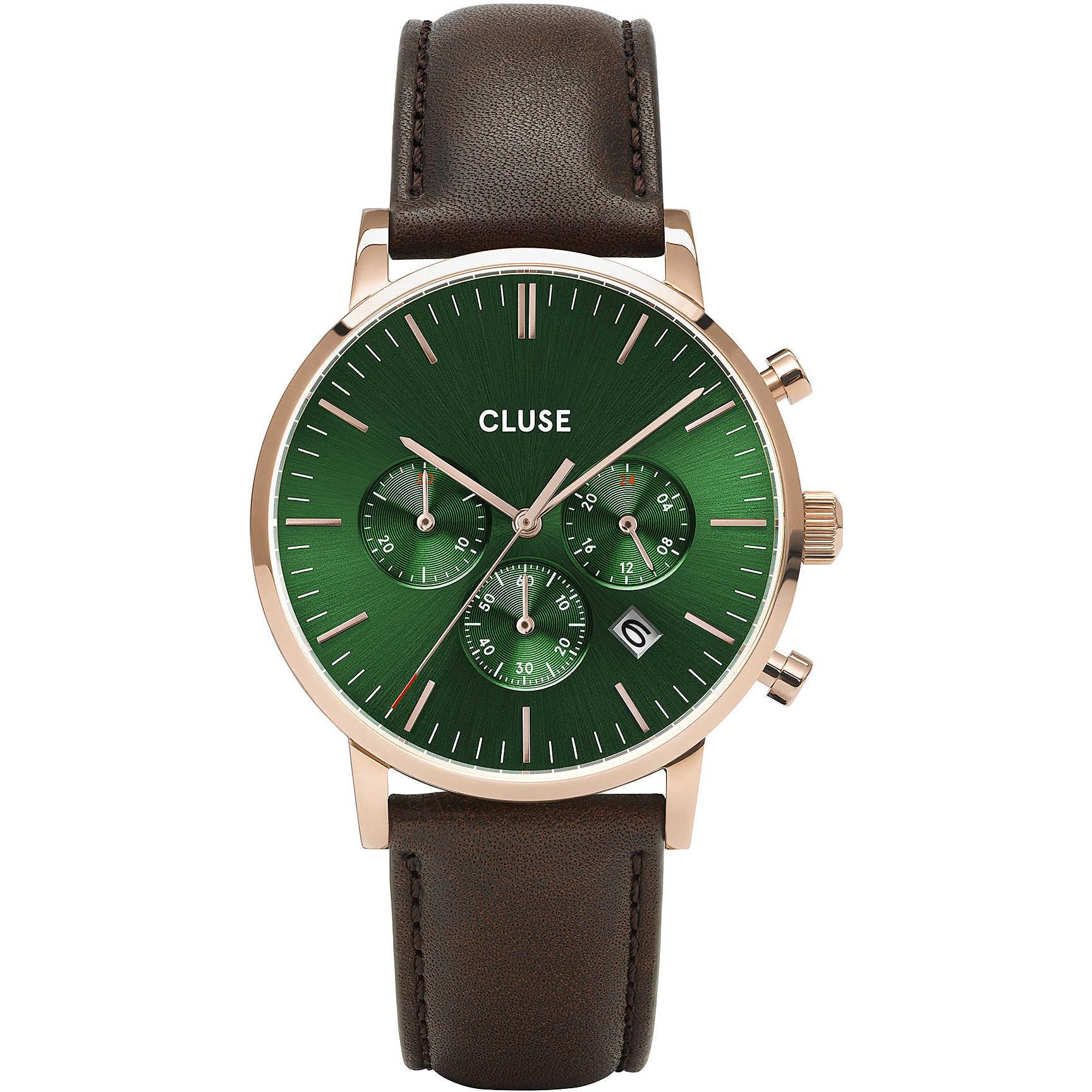 CLUSE-Cronografo da uomo