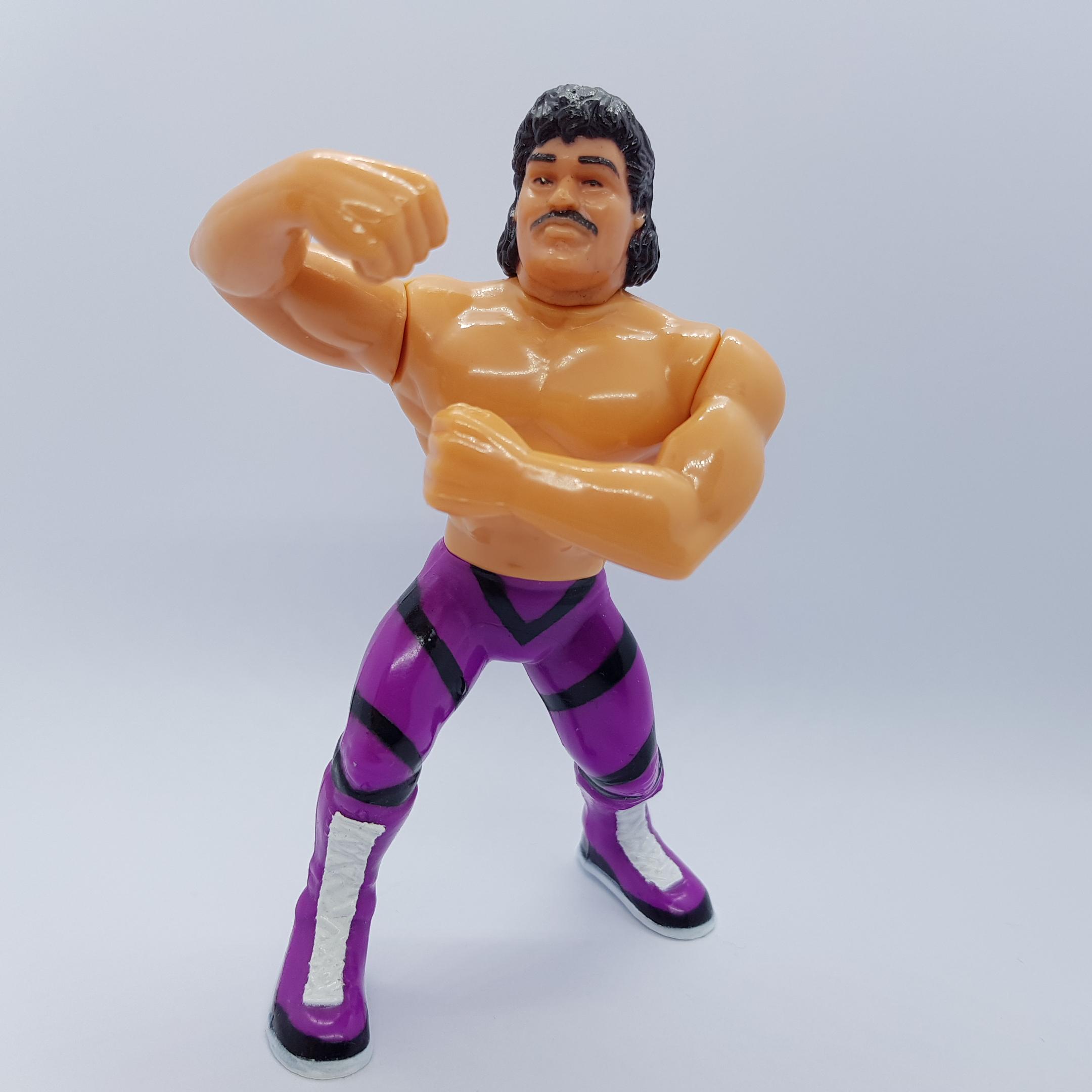 WWF Hasbro Vintage Series: RICK RUDE by Hasbro