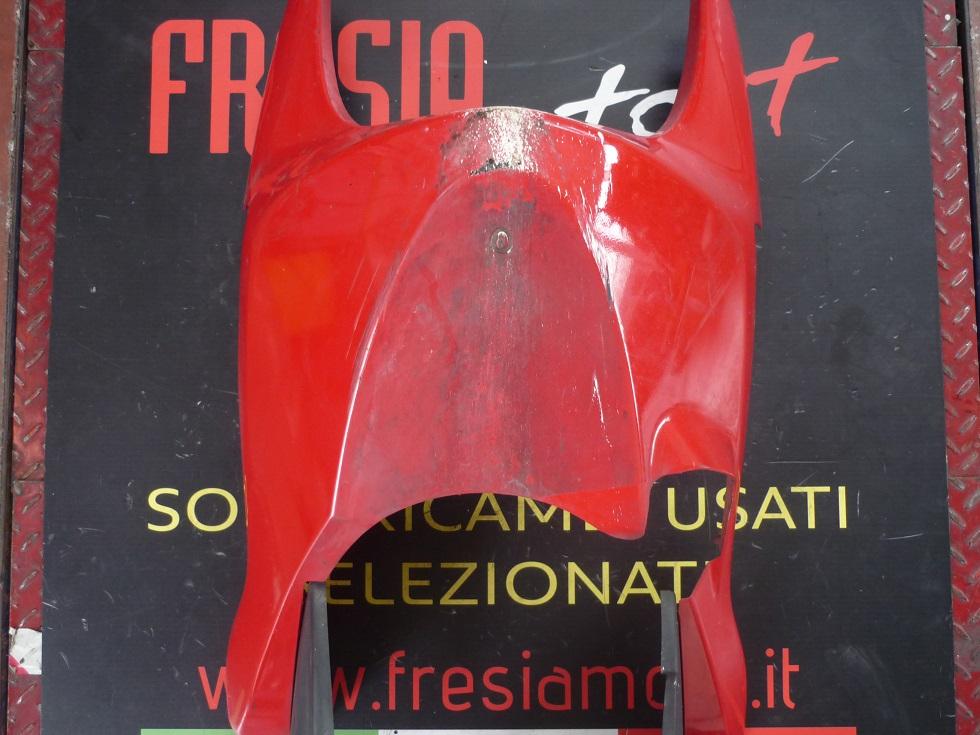 SCOSSA SOTTO PEDANA USATA PER GILERA NEXUS 500 CC ANNO 2005