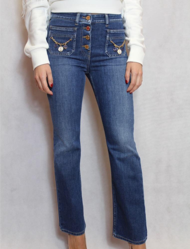 Jeans urban Elisabetta Franchi SS20