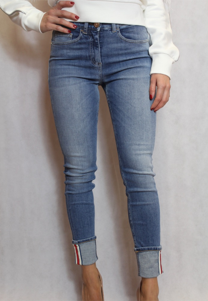 Skinny jeans Elisabetta Franchi SS20
