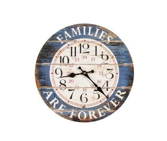 Orologio da parete families are forever