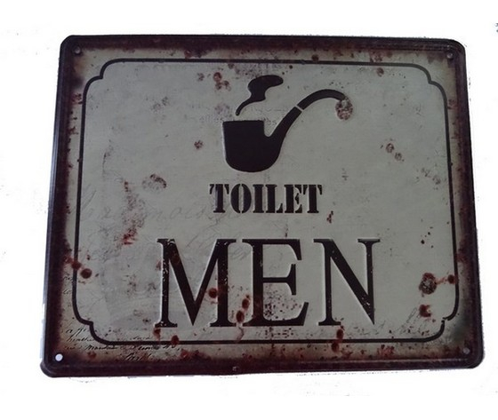 Targa toilet Men