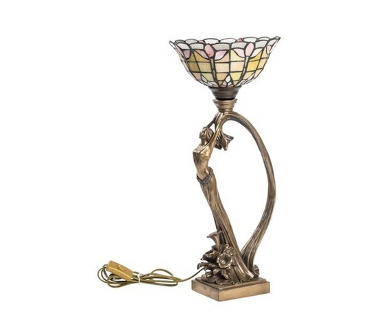 Lampada stile Tiffany Donna Decò